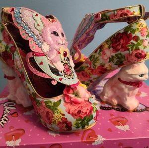 Smitten Kitten Irregular Choice Size 37